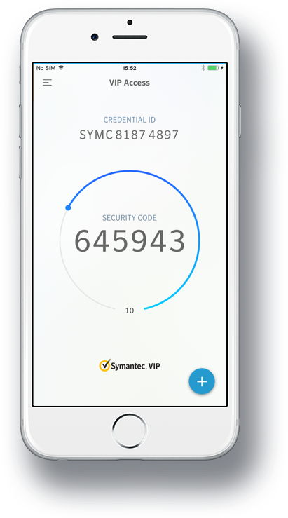 Symantec VIP - Two Factor Authentication Anywhere